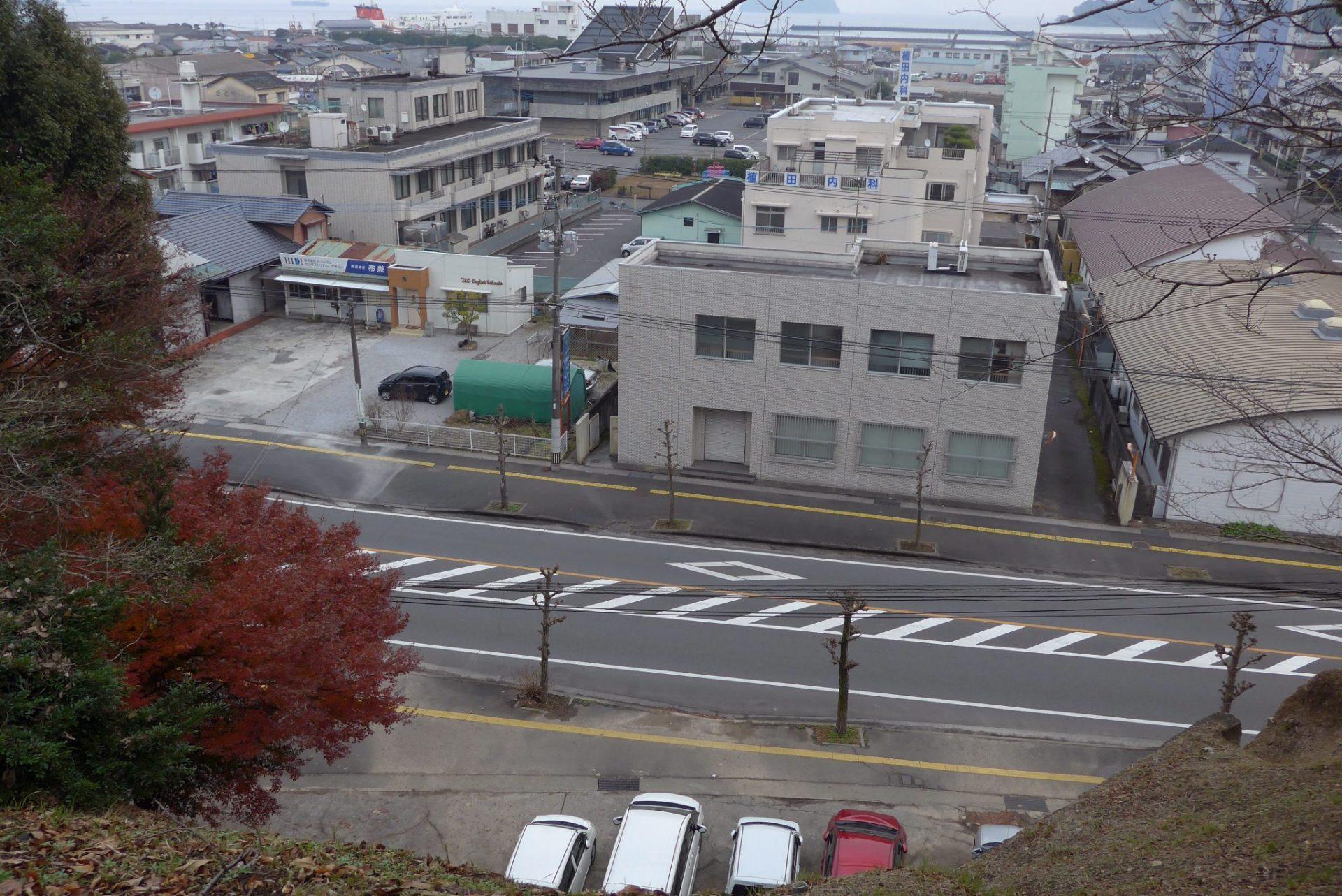(K)桜の名所臼杵城址〜コープうすき有料駐車場の利用がおすすめ